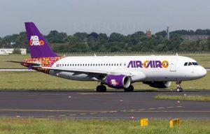самолет Air Cairo
